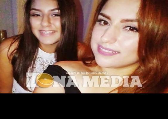 De fiesta estuvieron Lupita y su hija Yenni