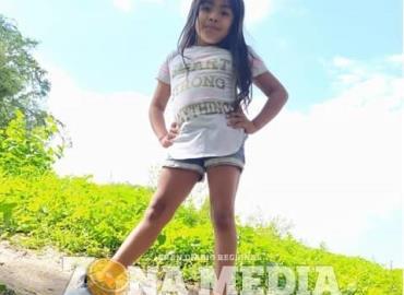 Día familiar gozó la nena Ana Lucía