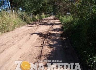 Exhortan a gestionar reparación de camino