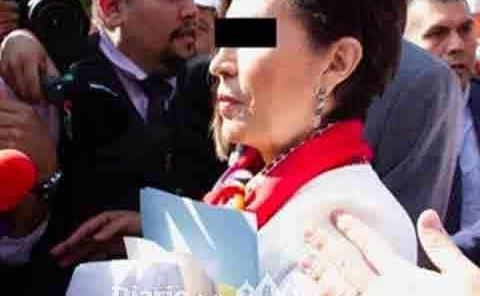 Obtiene Rosario Robles suspensión  definitiva contra prisión preventiva