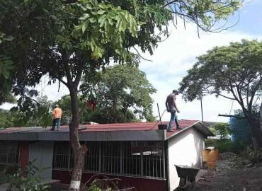 IEIFE rehabilita la Sec. Romero