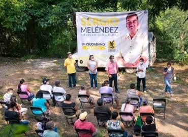 Con compromiso y responsabilidad vamos a hacer más por Chapulhuacán