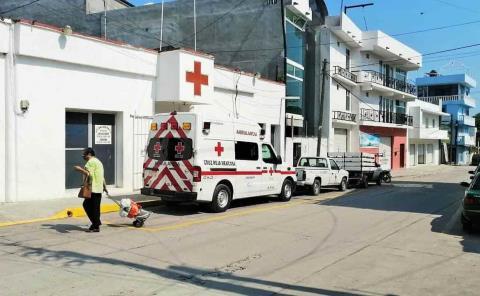 Cruz Roja bajo riesgo de cancelar servicios