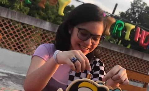 Tardeada en familia para Dylean Gabriela