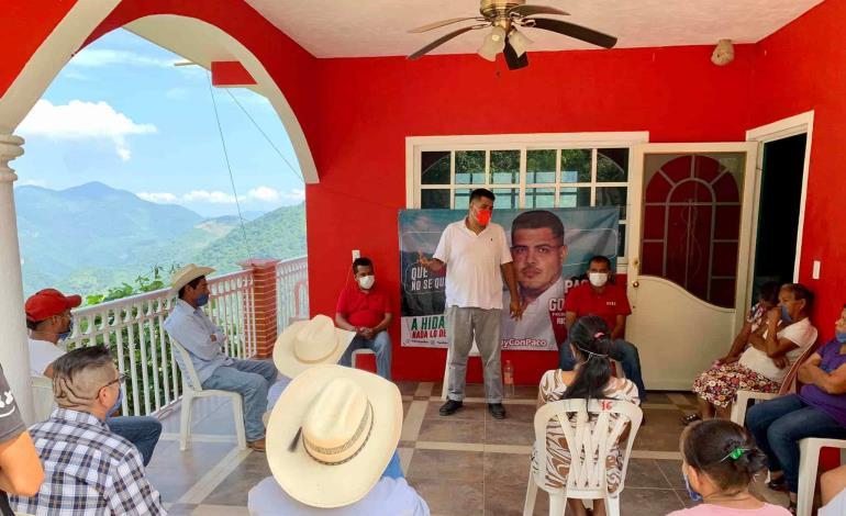 Paco González suma voluntades