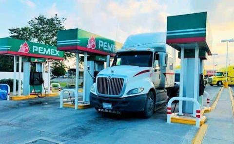 Transportistas sin subsidio de diésel