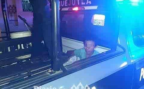 Capturan a niño ladrón
