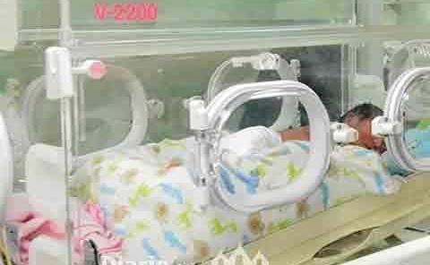 Disminuye tasa de natalidad