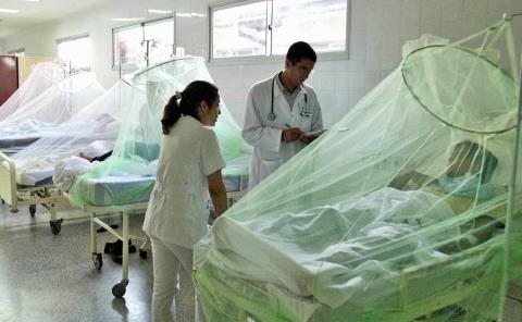 """Huasteca con más casos de """"dengue"""""""