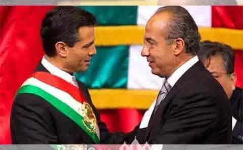 Investiga UIF a EPN y a Felipe Calderón