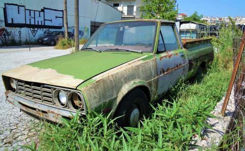 Focos de 'infección' autos abandonados
