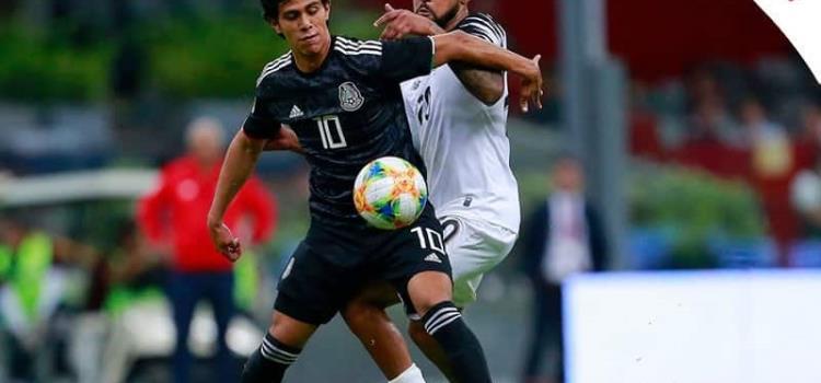 México-Guatemala en partido amistoso