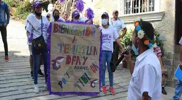 Detonante económico para Tehuetlán: Dany Andrade