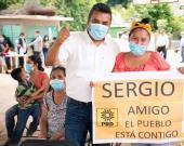 Que los recursos sean del pueblo y para el pueblo: Sergio Meléndez