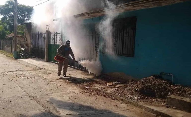 Continúa Tamazunchale como epicentro de dengue