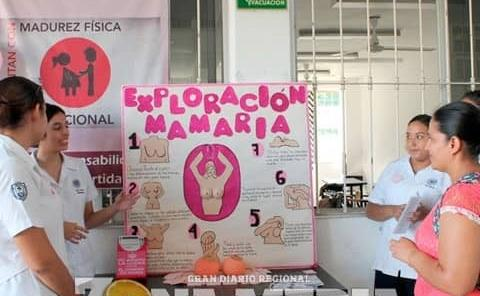 Iniciaron actividades en lucha contra el cáncer