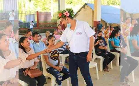 Compromete Dany Andrade fortalecer economía local