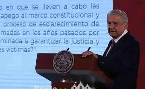 López Obrador celebró  decisión de la Corte