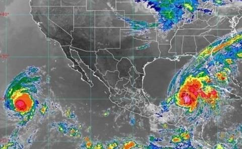 Alerta en Valles por el ciclón