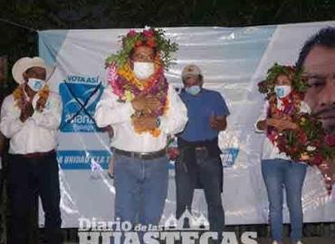 Candidatos de Nueva Alianza en Tlalpani
