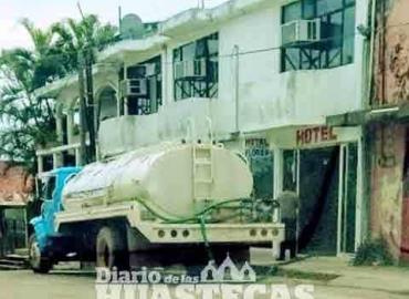 Escases y pésima distribución de agua