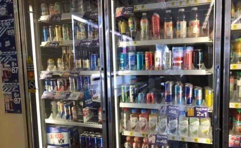 Bebidas alcohólicas solo para llevar