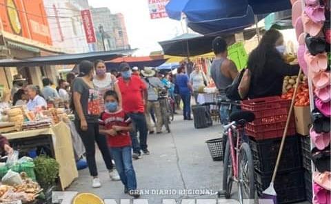 Bajó movilidad en el mercado