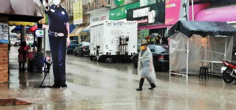 Alerta por fuertes vientos y lluvias