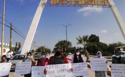 Indignación de Antorcha ante casos de represión