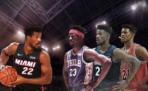 La vida de Jimmy Butler estrella de la NBA