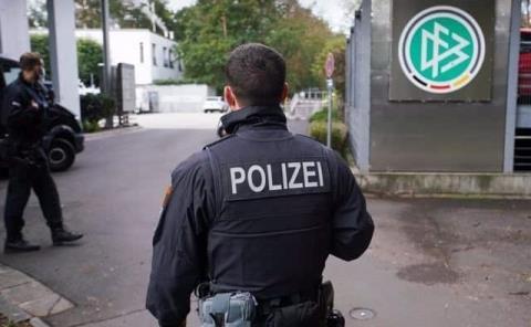 Catean sede de la Federación Alemana de Futbol