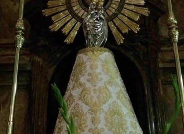 Virgen del Pilar será la patrona