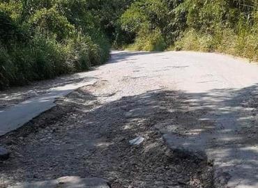 Critican la vía a San Martín