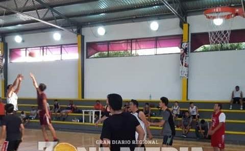 Jugaron una Jornada más De basquetbol