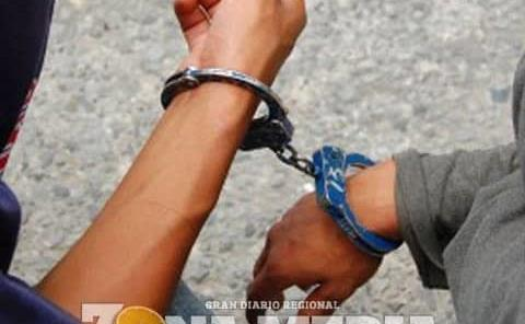 Dos individuos encarcelados