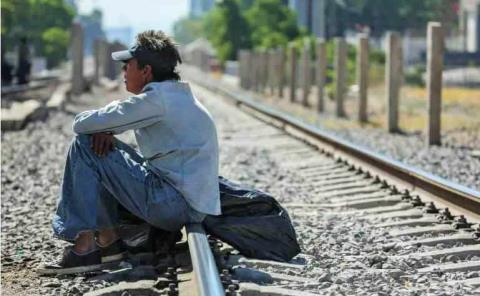Grave migración en la Huasteca