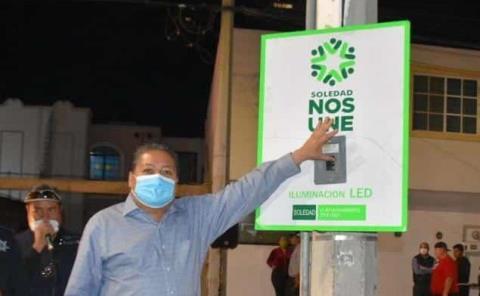 Más de 30 MDP para iluminación