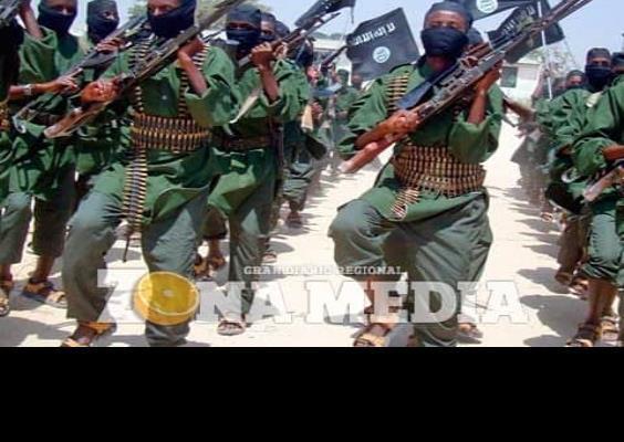 14 supuestos rebeldes muertos tras ataque