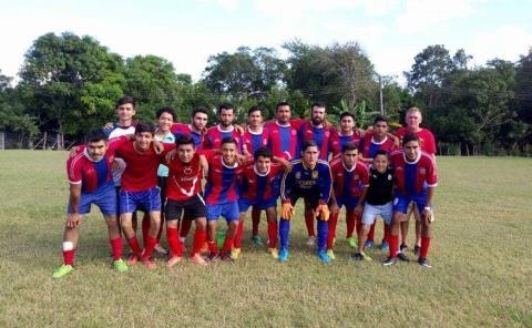 Corozal Veracruz campeón de liga