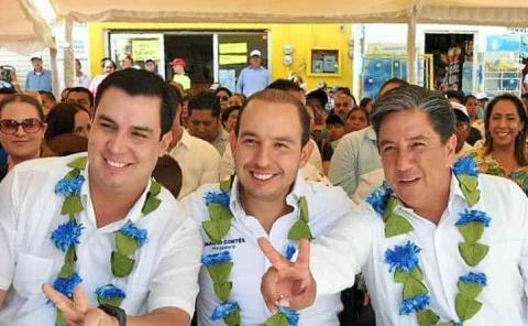 Destaca Marco Gama apoyo a la Huasteca