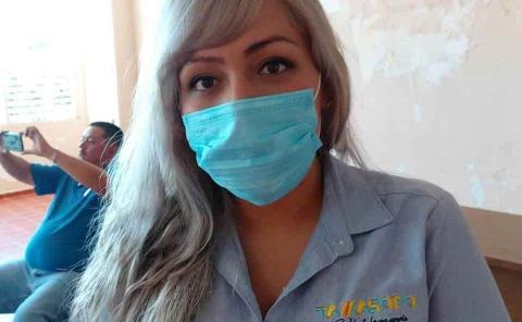 Ex Coord. de Salud al consultorio de la UBR