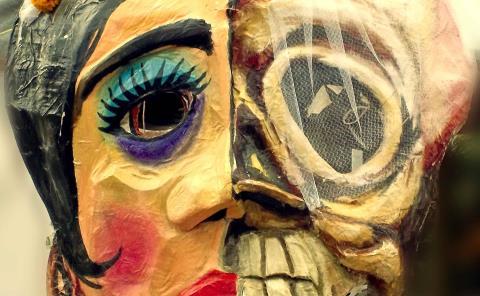 """Invitan a jóvenes al taller de """"máscaras"""""""