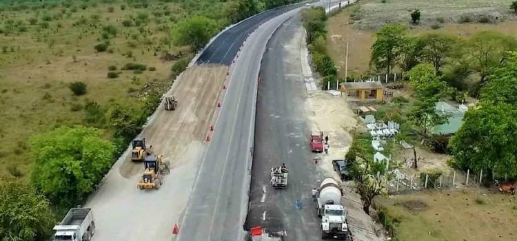 Modificarán la carretera