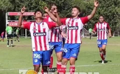"""Ángel """"Magia"""" Martínez Metió gol con el San Luis"""