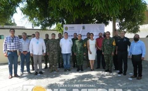 La SSPE tuvo reunión bilateral en Veracruz