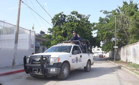 Buscan policías a un quinceañero