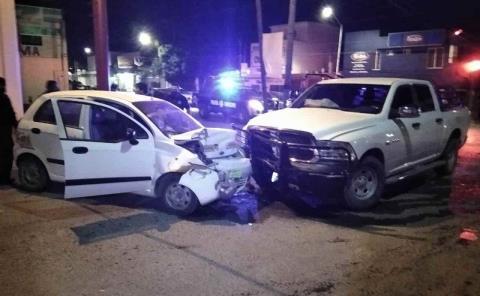 Conductor lesionado