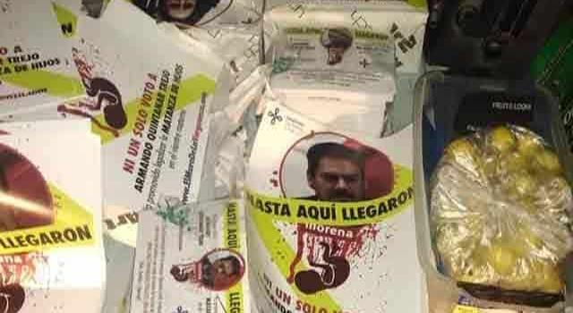 Detienen a individuo por delitos electorales