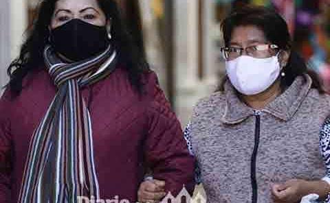 Reportan primer caso  de influenza y covid-19