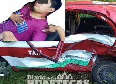 Taxista entre la vida y la muerte